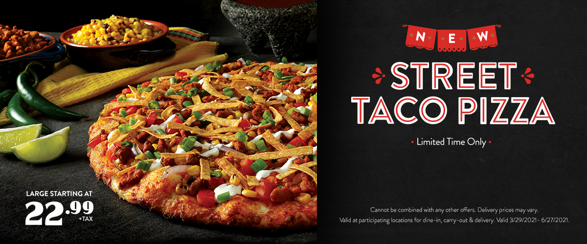 Pizza Delivery Pickup Online Ordering Round Table